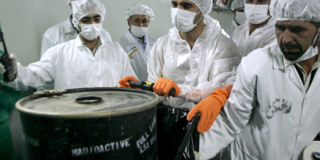 Iranische Atomwissenschaftler