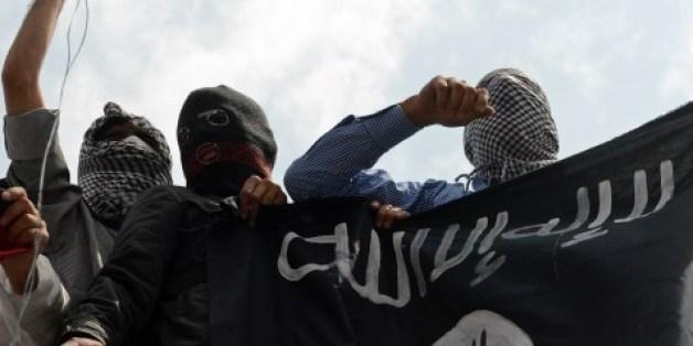 IS-Dschihadisten rücken auf die syrische Hauptstadt vor