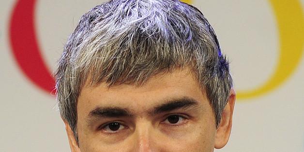 Larry Page könnte sich schon bald mit einer Kartell-Klage konfrontiert sehen