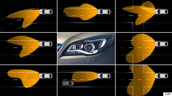 smart headlight