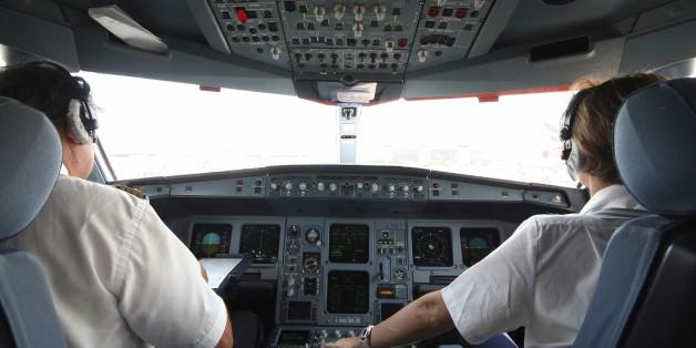 Die Wahrheit über den Alltag von Piloten