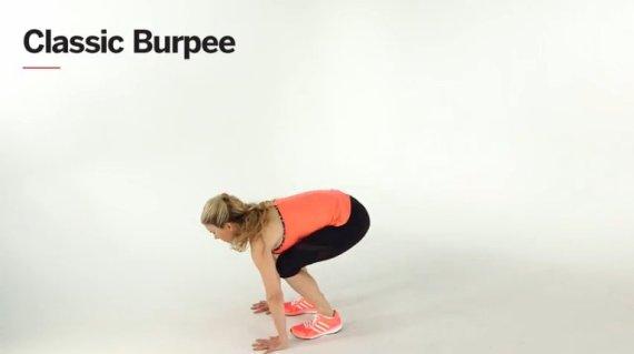 burpee 4