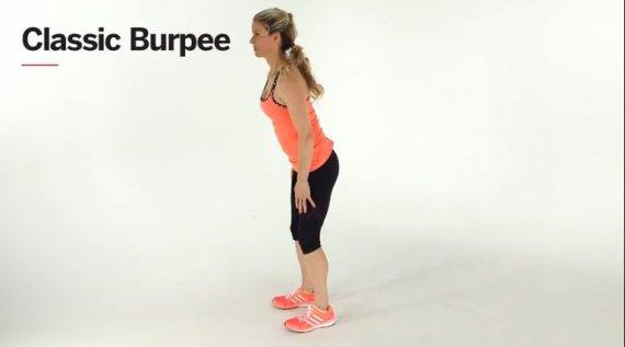 burpee 5