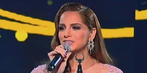 Une star égyptienne à Mawazine