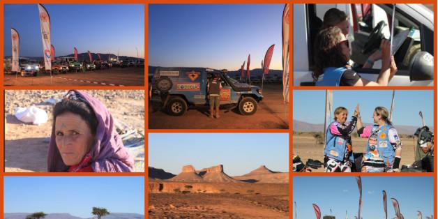 Rallye des Gazelles: La dernière ligne droite (REPORTAGE)