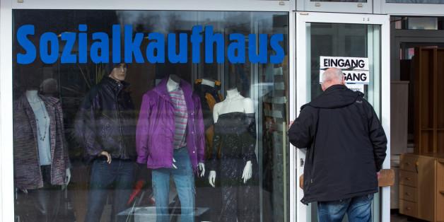 """""""Armut in Deutschland hört nicht auf, nur weil die Politik ihrer überdrüssig ist"""""""