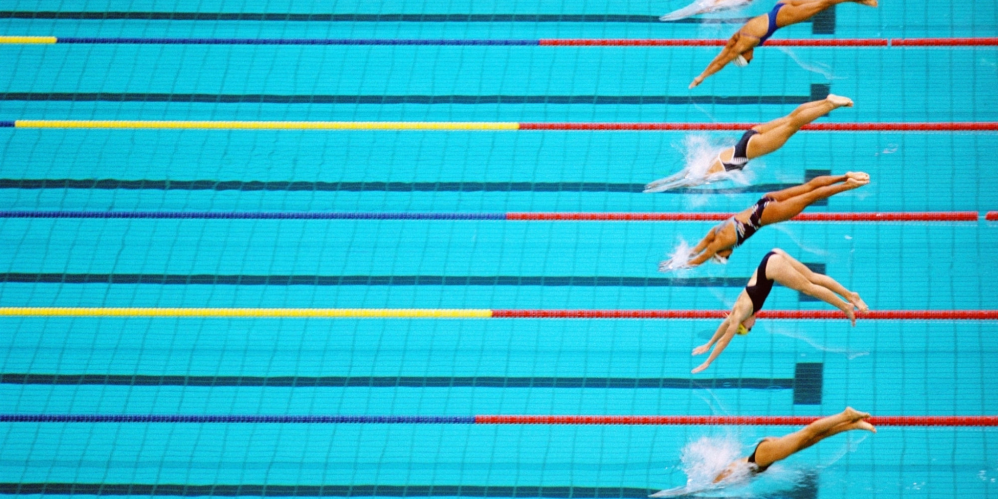 Pool chemicals may explain higher rates of asthma among - Olympic swimming pool opening hours ...