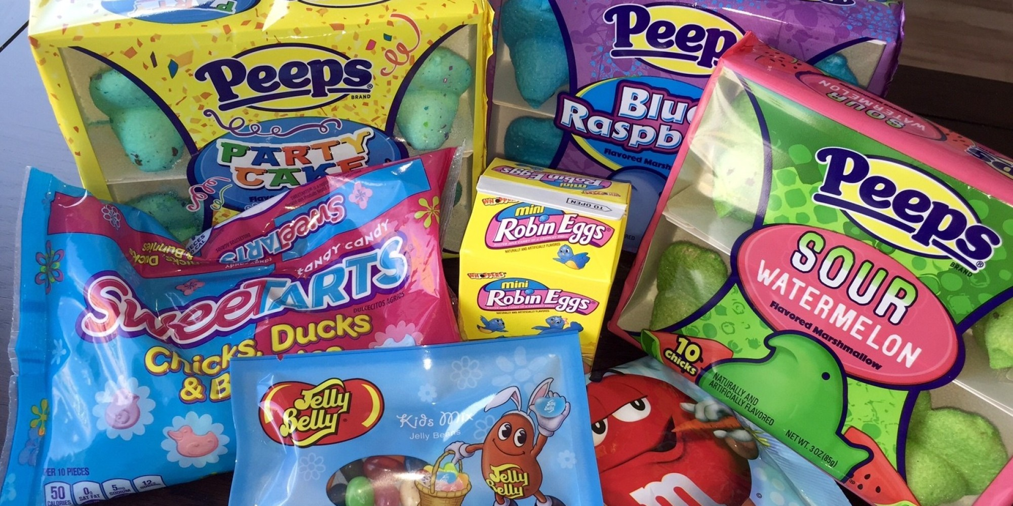 The Easter Bunny Could Soon Bring Safer Candy With Natural Food ...