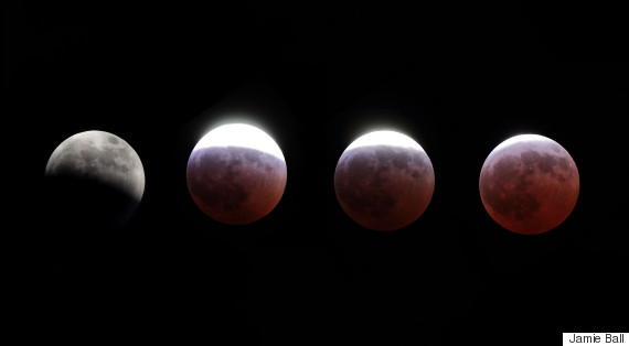 blood moon eclipse west coast - photo #12