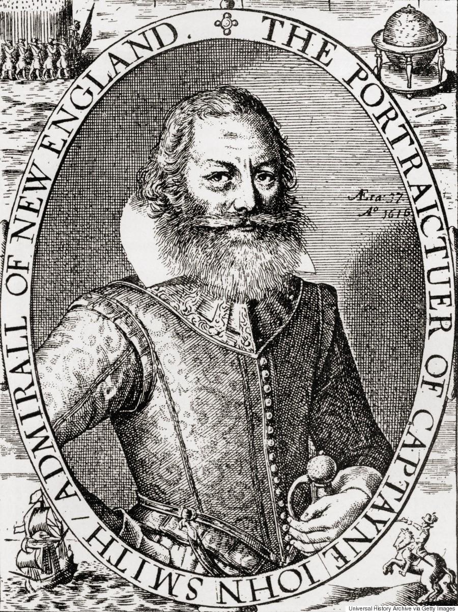 pocahontas 1614