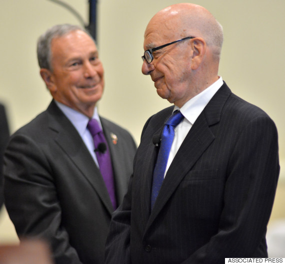 bloomberg and murdoch
