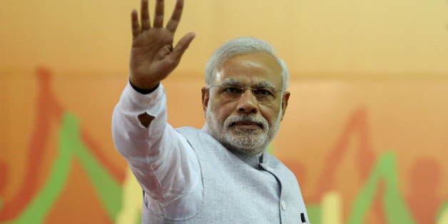 Modi's Oxymoronic Stance on Climate Change