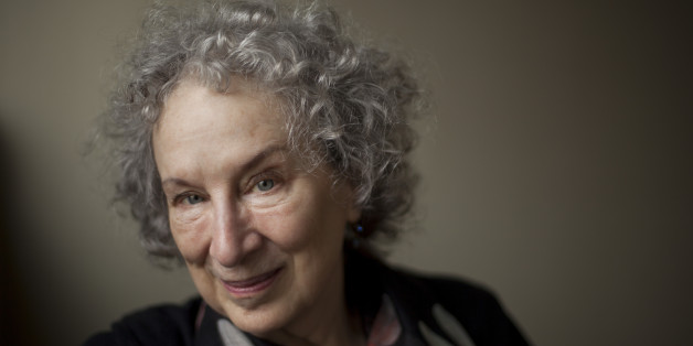 TORONTO, ON - JULY 15: Author Margaret Atwood during an interview at Random House in Toronto, July 15, 2014.        (Marta Iwanek/Toronto Star via Getty Images)