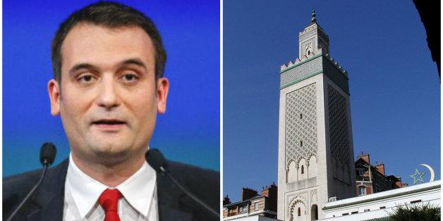 Mosquées: Le numéro 2 du Front National accuse le Maroc