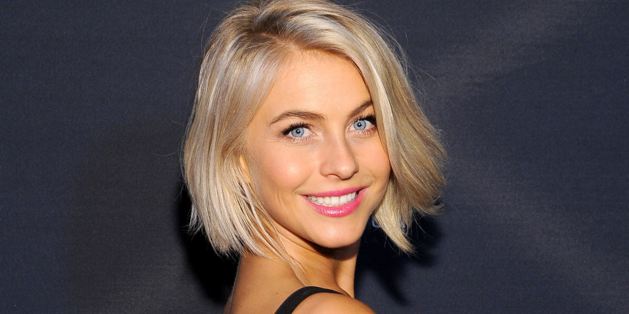 Julianne Hough\'s Pink Hair Makes Her A \'Unicorn\' | HuffPost