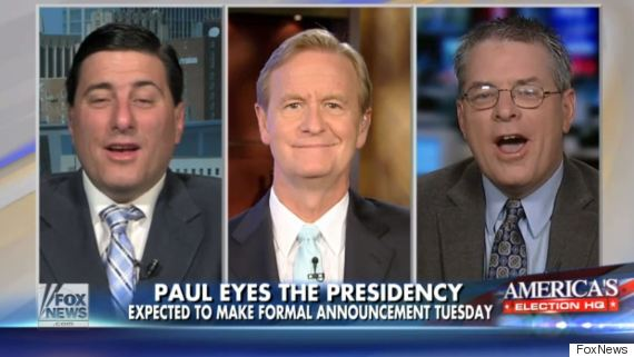 rand paul presidency fox news