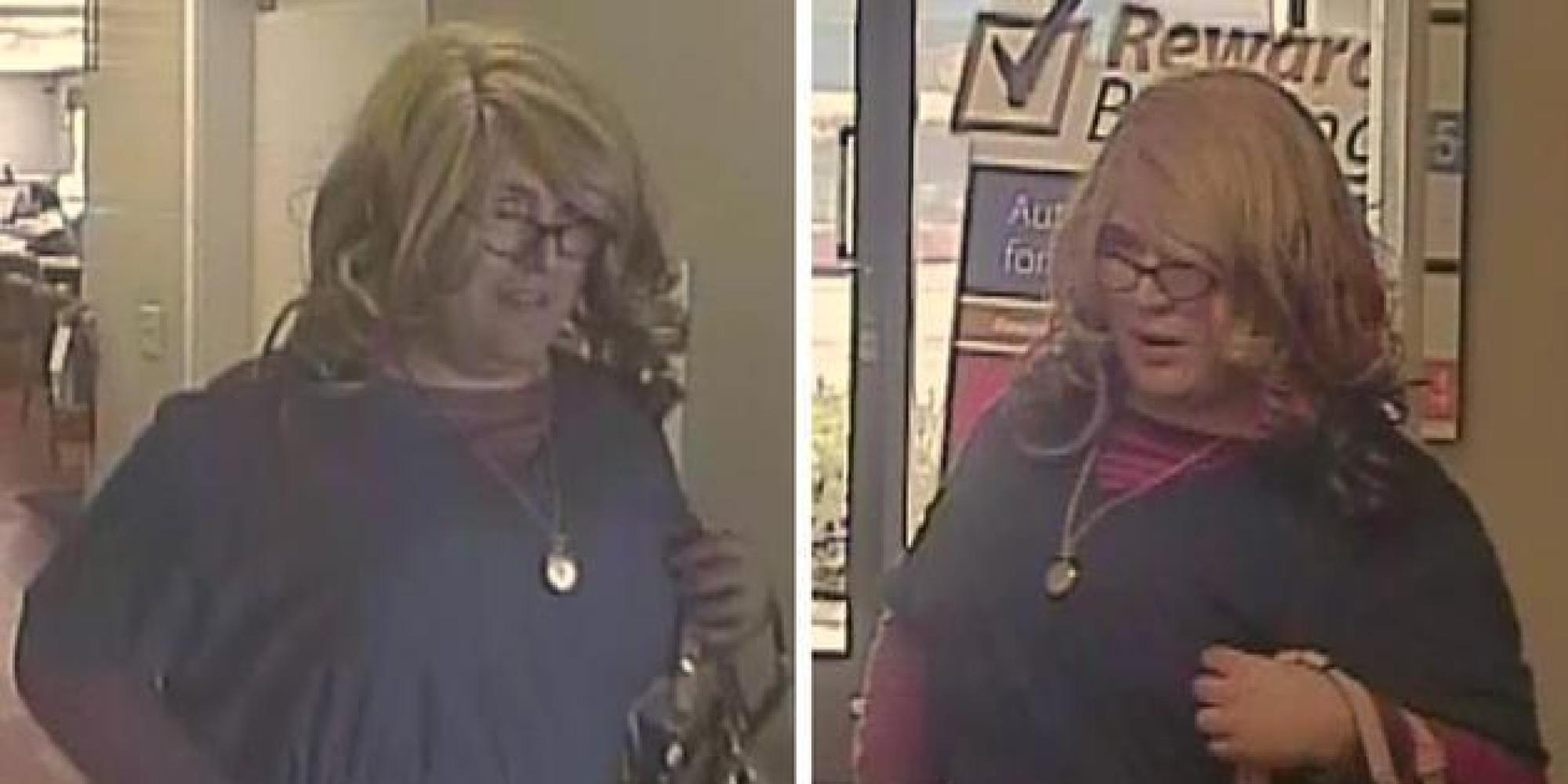 mrs doubtfire bank robber sought by santa cruz police huffpost  mrs doubtfire bank robber sought by santa cruz police huffpost