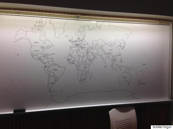 autism map
