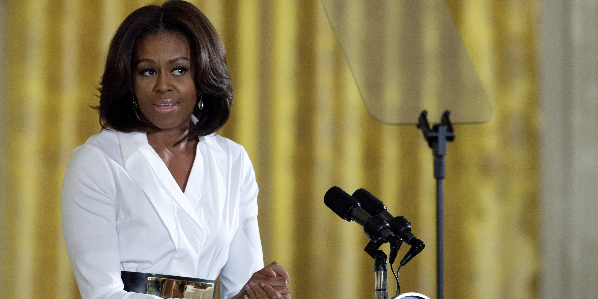 michelle obama thesis christopher hitchens The thesis written by michelle lavaughn robinson (now obama) in 1985, contains three unmitigated impediments that would have rendered the paper an automatic f in the introduction to the research paper course i taught at a chicago area community college, yet it was accepted at her ivy league princeton university alma mater.