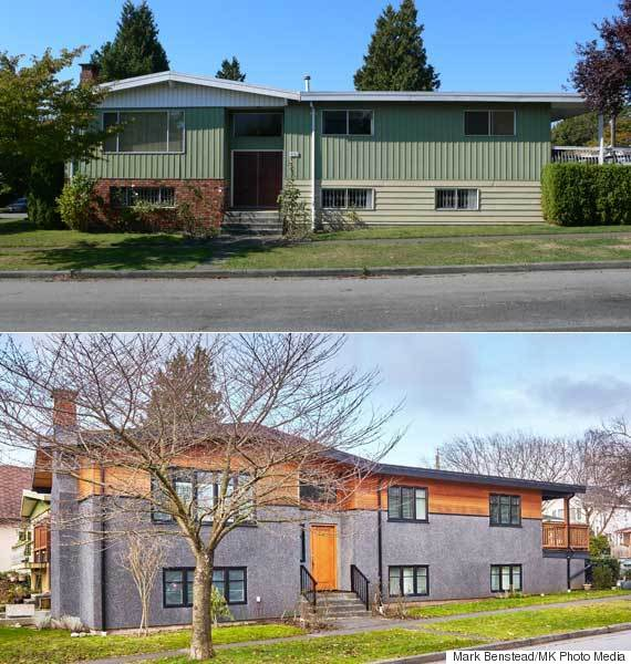vancouver special reno an old family home blossoms into something
