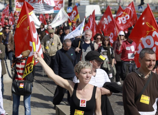 france austerity
