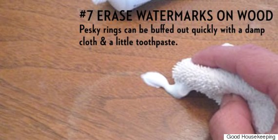 Life Hacks 9 Genius Uses For Toothpaste Aside From