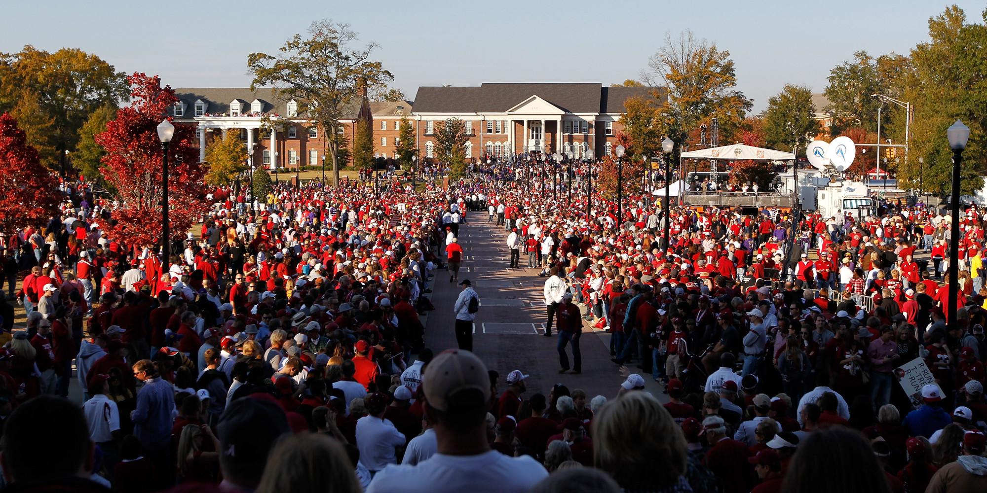 Secret Society At University Of Alabama Blamed For ...