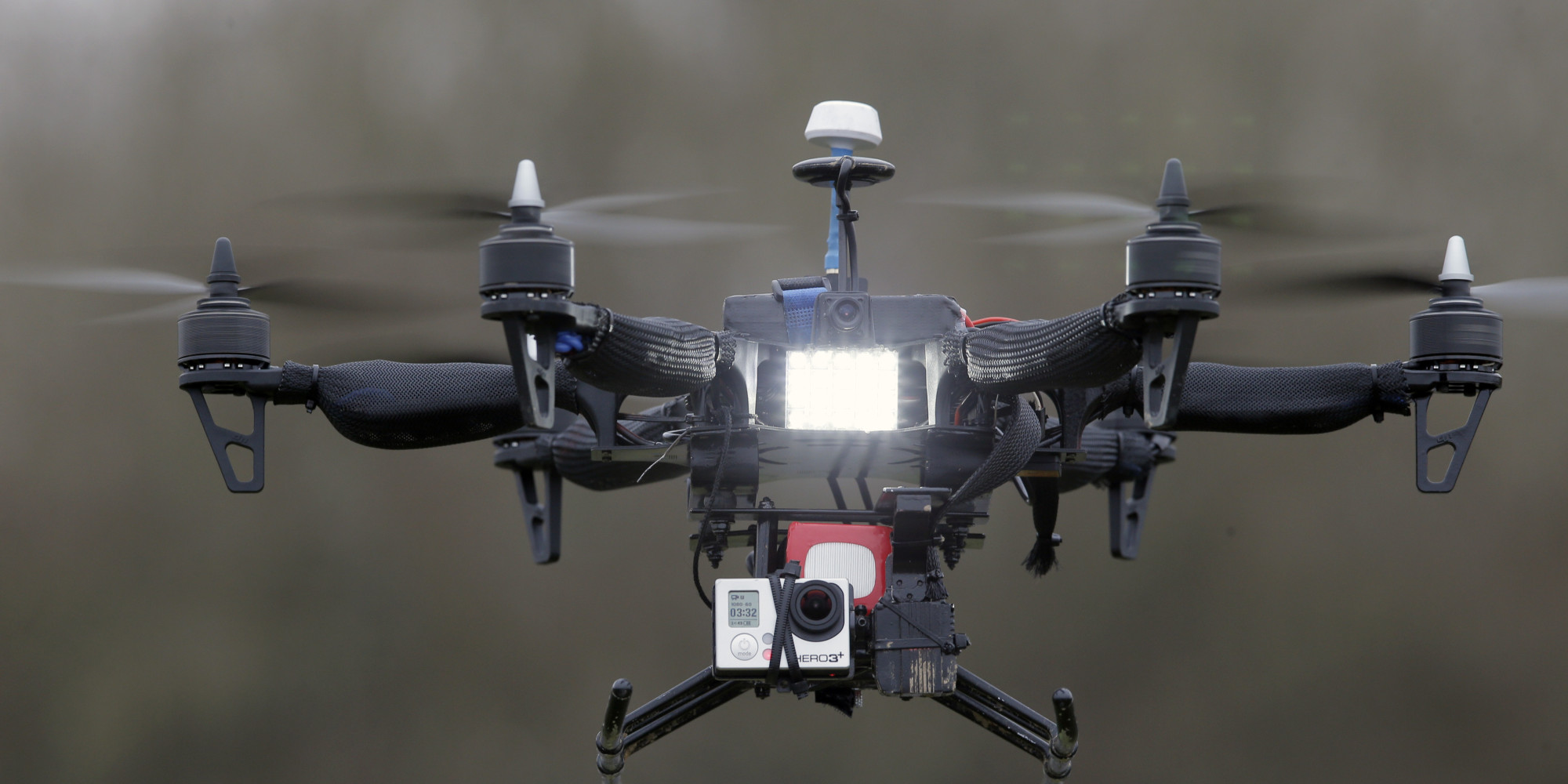 Amazon Gets Green Light From US Regulators For New Drone Tests