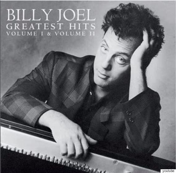 billy joel greatest hits album
