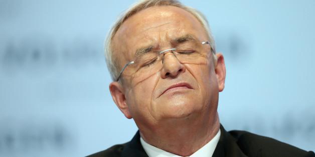 Staatsanwalt nimmt Ermittlungen gegen Ex-VW-Chef Winterkorn auf