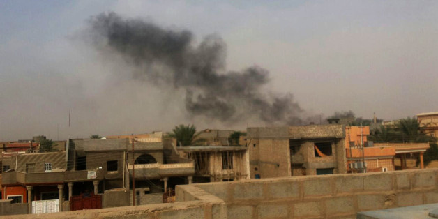 ISIS Attacks Capital Of Iraq's Anbar Province, Hundreds Of Families Flee Area