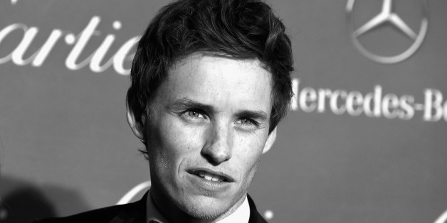 PALM SPRINGS, CA - JANUARY 03:  (EDITORS NOTE: This images was created using digital filter) Actor Eddie Redmayne arrives at the 26th Annual Palm Springs International Film Festival Film Festival Awards Gala at Palm Springs Convention Center on January 3, 2015 in Palm Springs, California.  (Photo by Frazer Harrison/Getty Images)