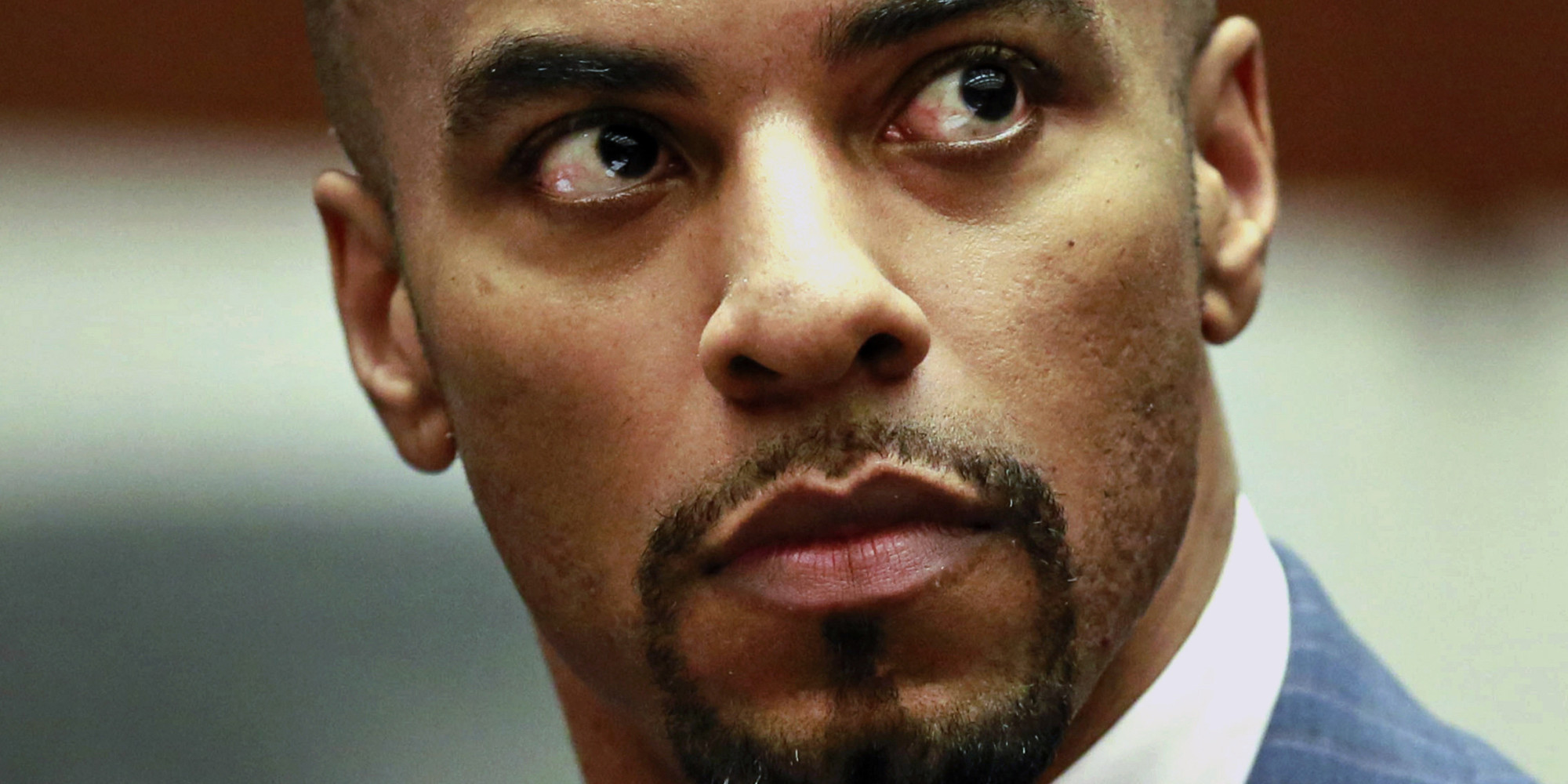 Darren Sharper May Have Penis Monitored As Part Of Probation