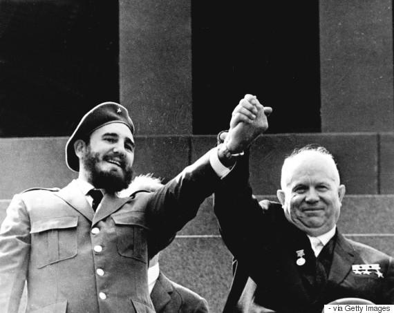 fidel castro 1963