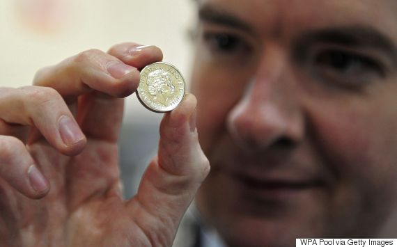 george osborne coin