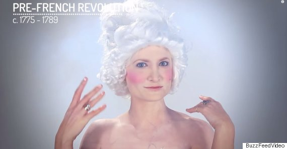 prefrench revolution makeup