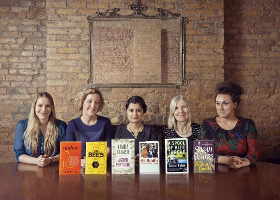 baileys womens prize fiction