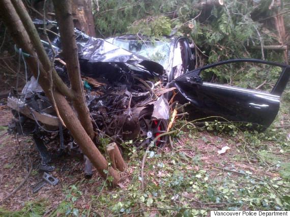kerrisdale car crash