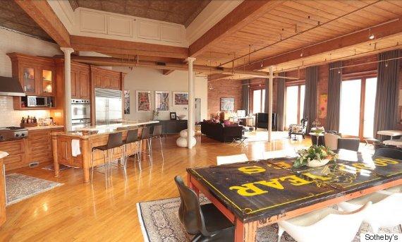 new york style loft toronto
