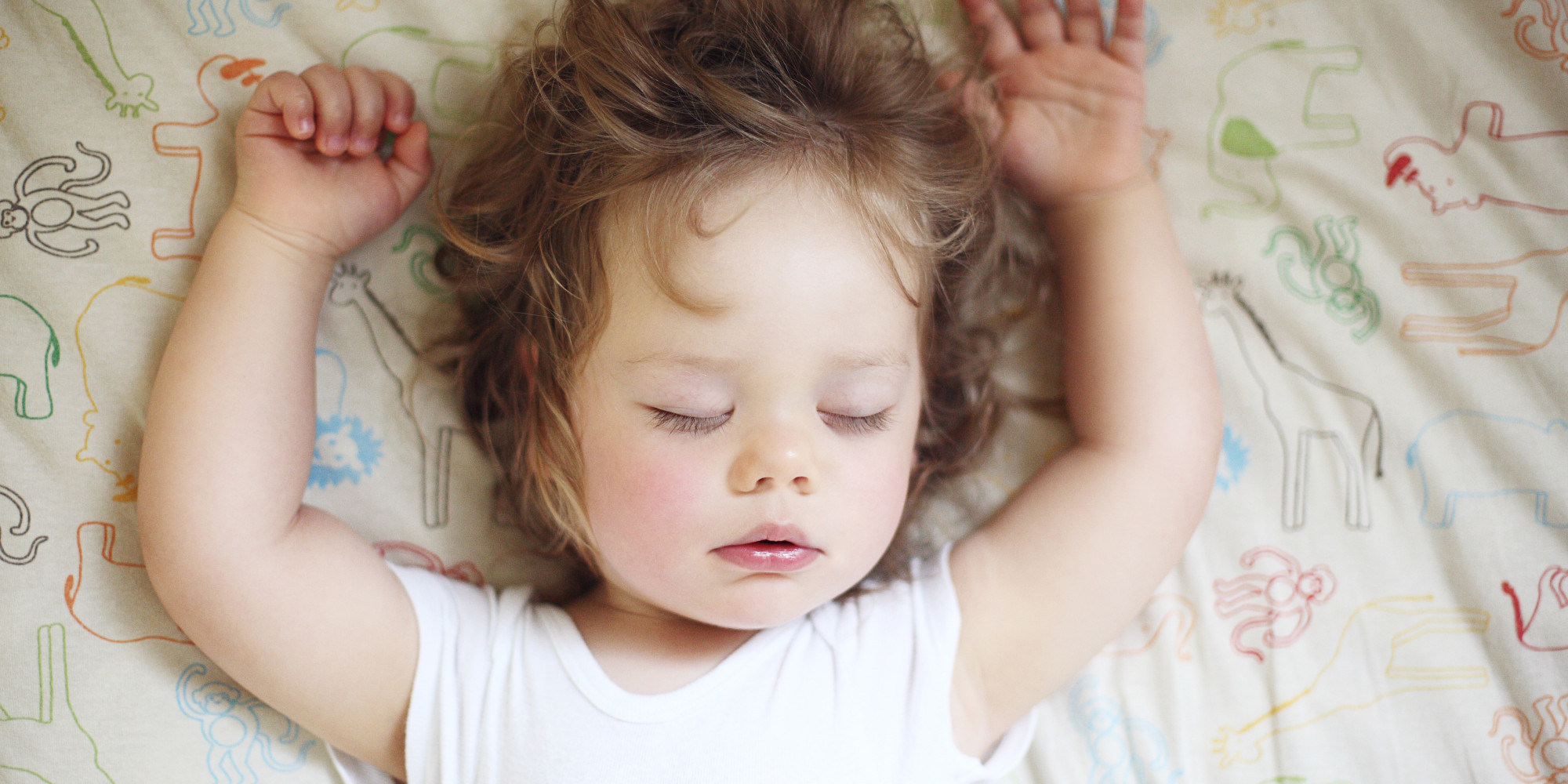 Toddlers Sleep Problems Tied To Behavior Issues Later