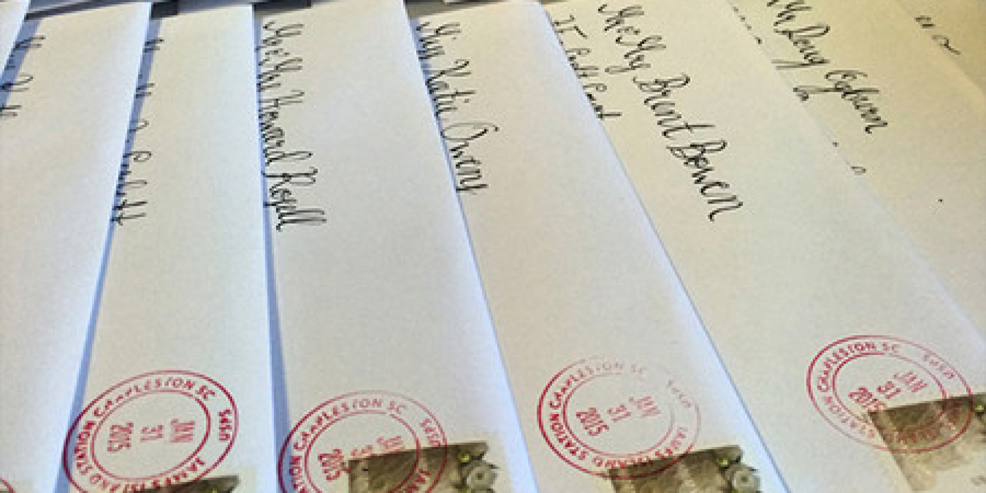 mail madness tips for mailing your wedding invitations huffpost - When To Mail Wedding Invitations