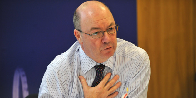 British Foreign Office Minister for the Middle East and North Africa Alistair Burt gestures during a press conference held at the British embassy to Algiera, on November 12, 2010 in Algiers. Burt held discussion with Algerian officials related in the fight against terrorism, and to examine the various aspects of bilateral cooperation between the two countries, mainly in the fields of energy, non-hydrocarbon sectors, culture, education and technical assistance. AFP PHOTO/FAYEZ NURELDINE        (Photo credit should read FAYEZ NURELDINE/AFP/Getty Images)