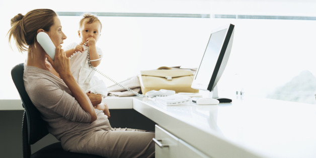Aufstand Der Mutter Warum Kinder Und Karriere Nicht Vereinbar Sind