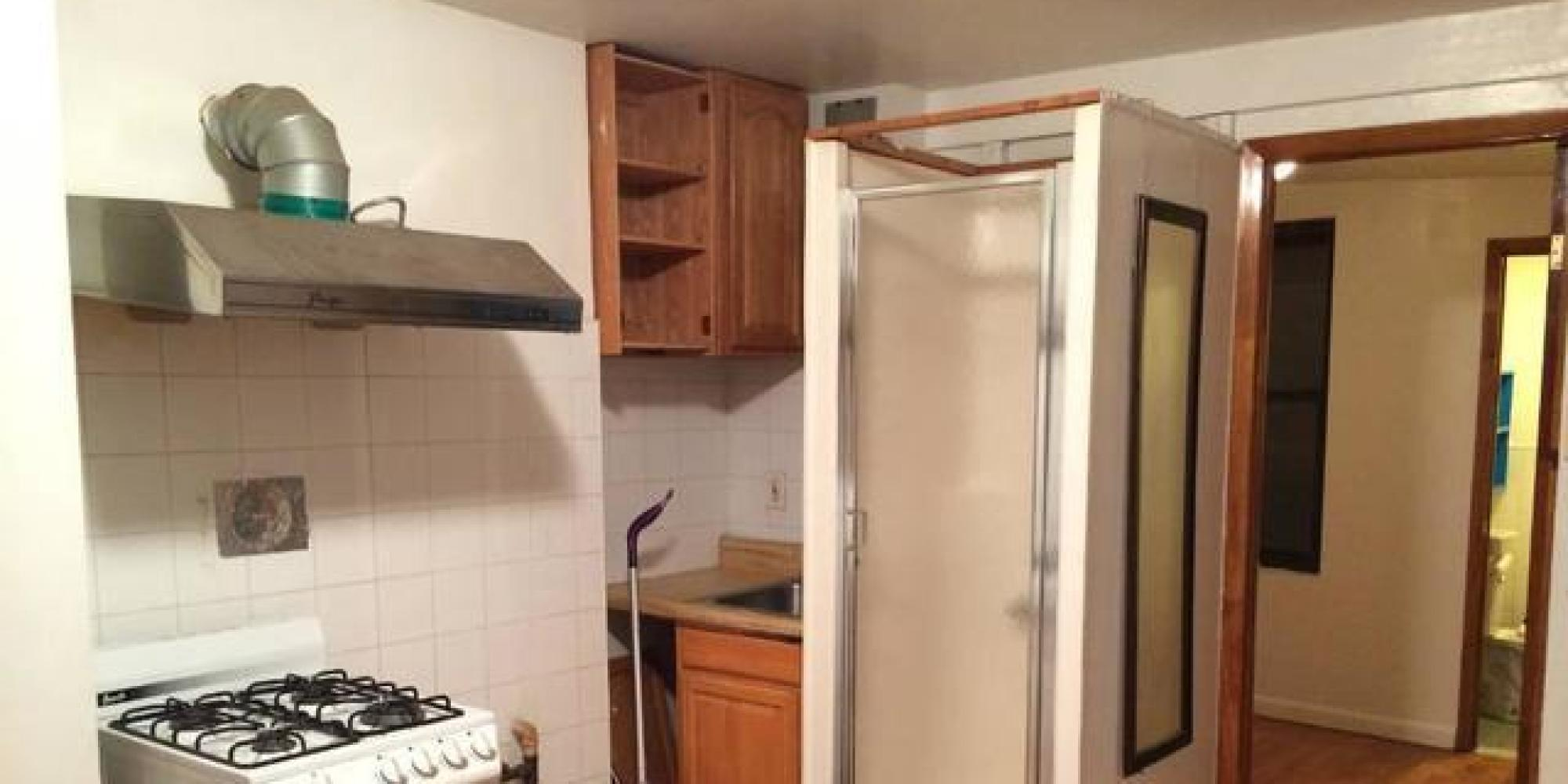 NYC Apartment Comes With Everything, Including A Shower In ...