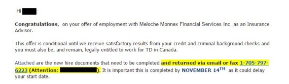 Td Bank Car Loan >> Use Of Credit Checks To Screen Job Applicants Growing In Canada As U.S. Clamps Down | HuffPost ...