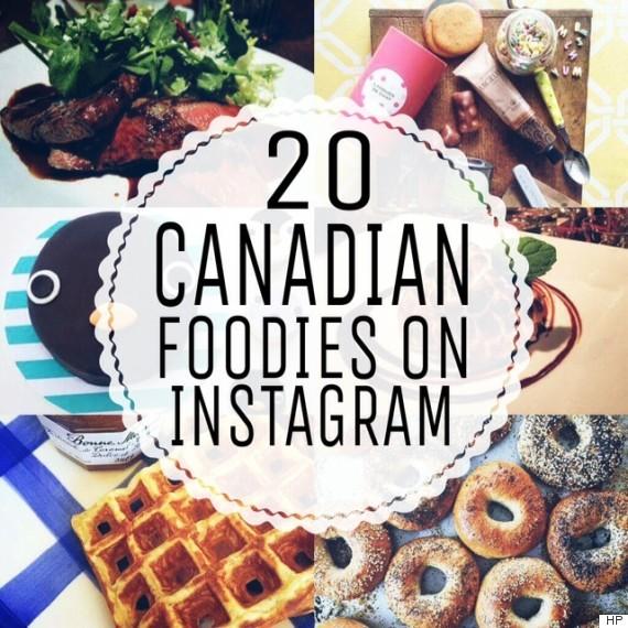 canadian foodies