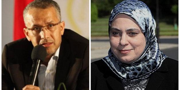 Idylle ministérielle: Lhabib Choubani et Soumia Benkhaldoun annoncent leurs fiançailles