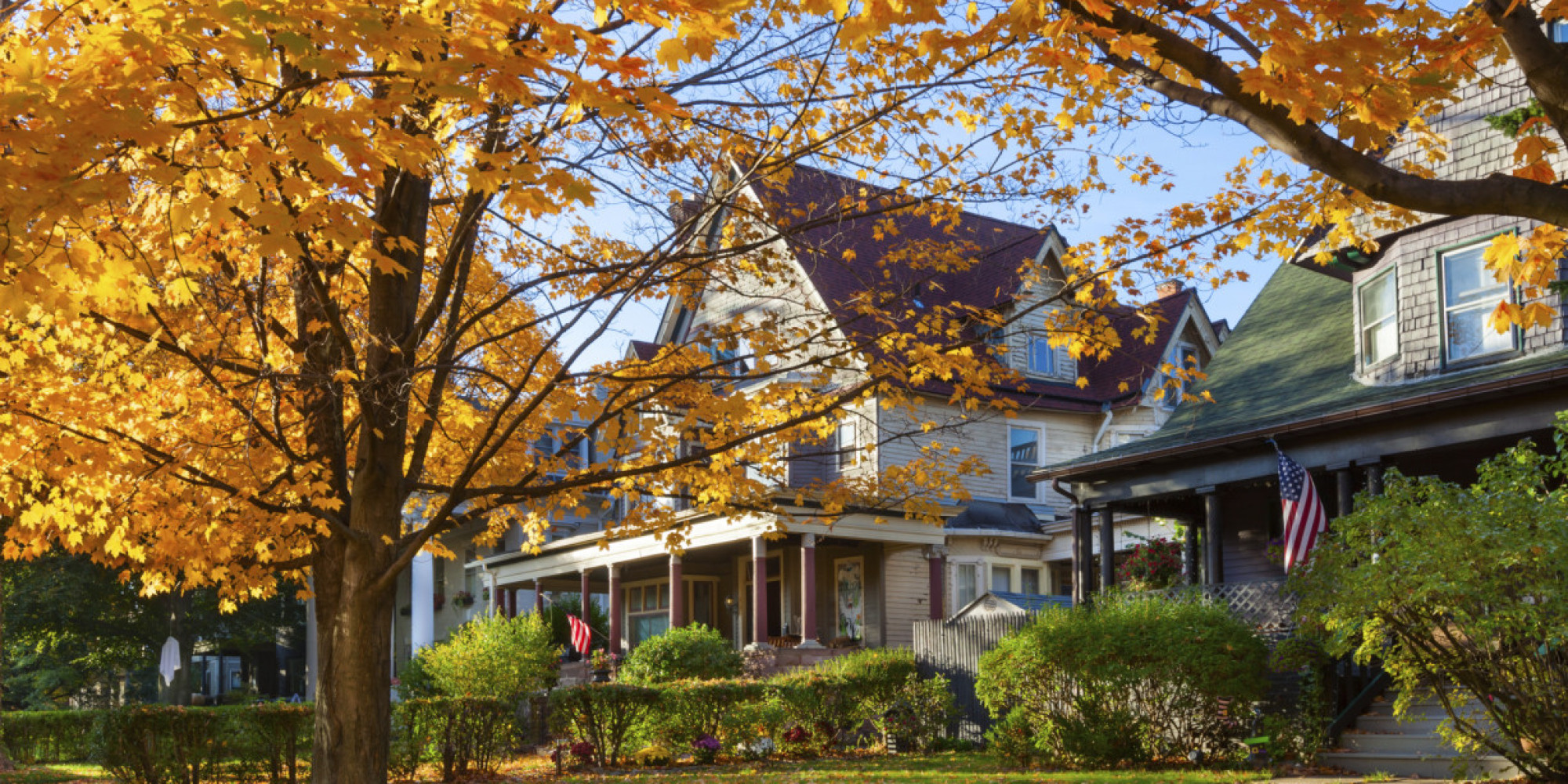 The 10 most beautiful neighborhoods in america ranked for Best houses in america