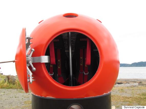 survival capsule