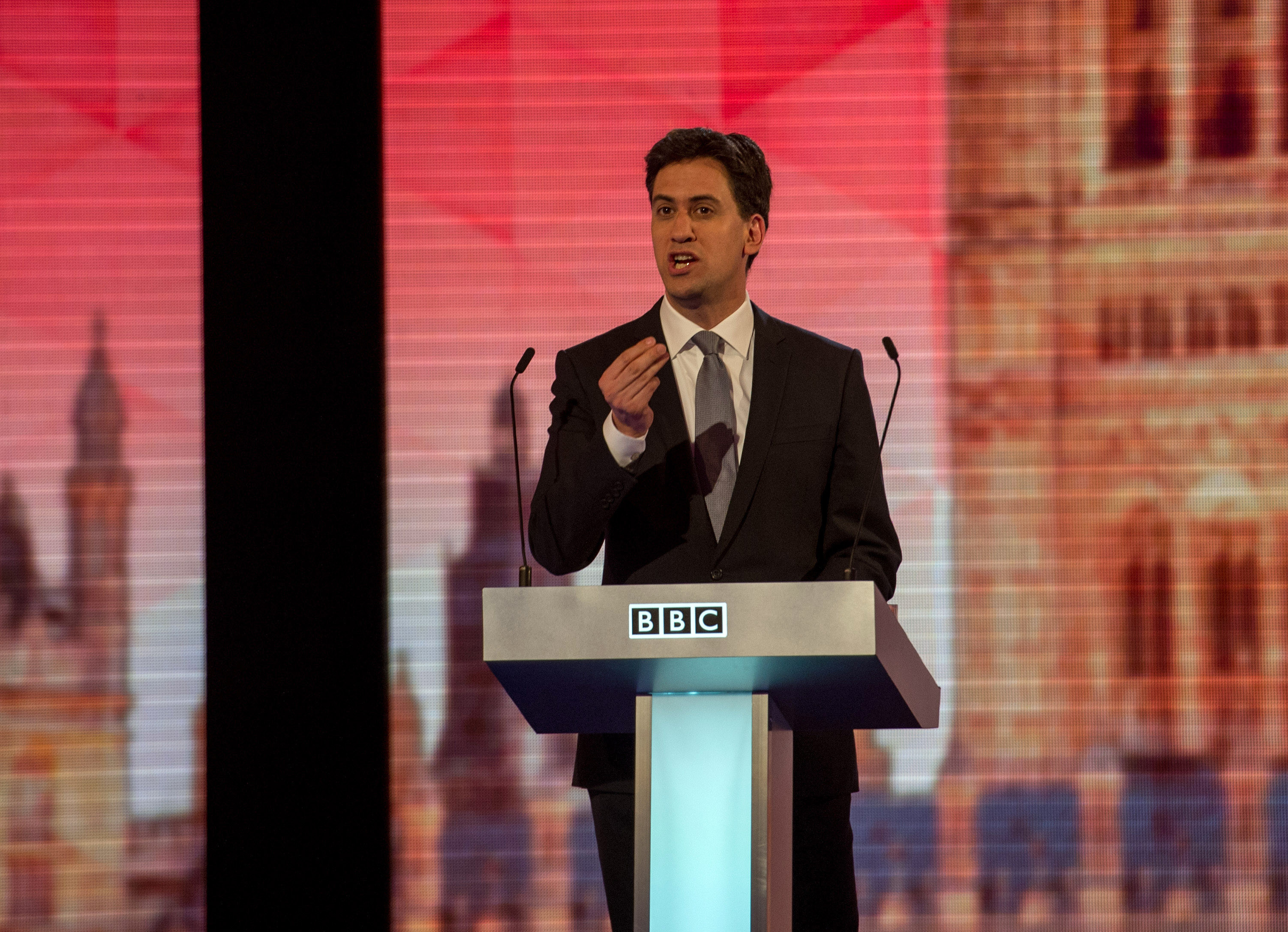Nicola Sturgeon Says Voters Will 'Never Forgive' Ed Miliband During Heated BBC Election Debate